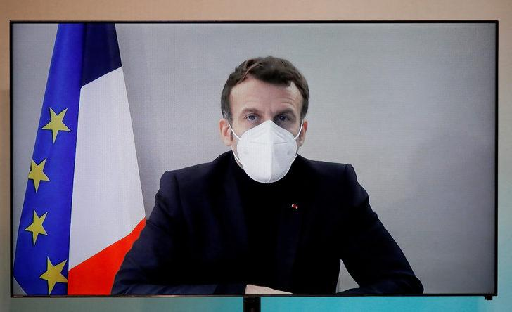 Macron artık koronavirüs belirtileri göstermiyor