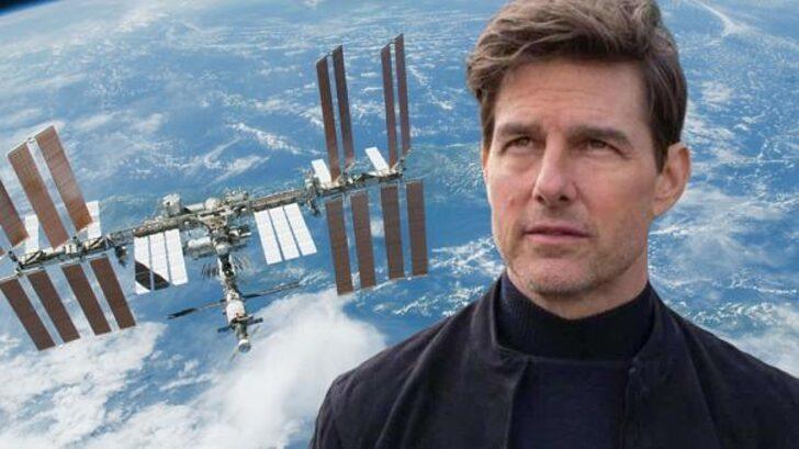 Tom Cruise'un ilk uzay filmine rakip geldi! Başrol aranıyor