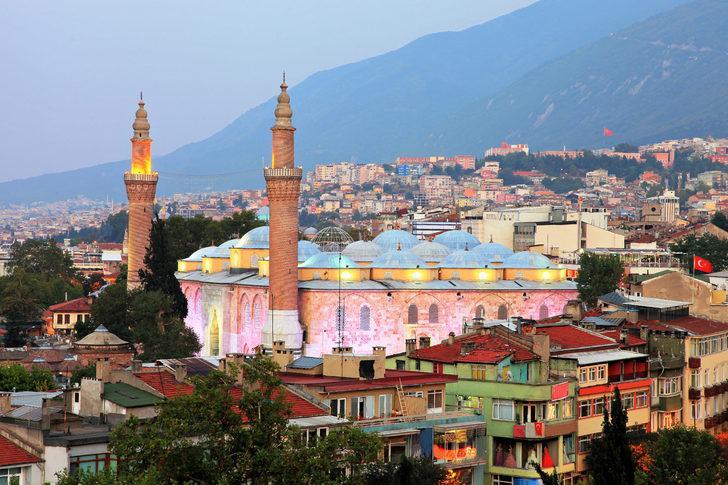 Bursa gezilecek yerler - Bursa gezi rehberi