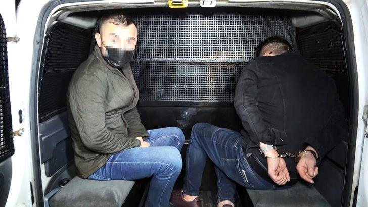 Kısıtlamayı ihlal edip VIP araçla dışarı çıktılar, Eskişehir-Bursa arası uyuşturucu partisi yaptılar