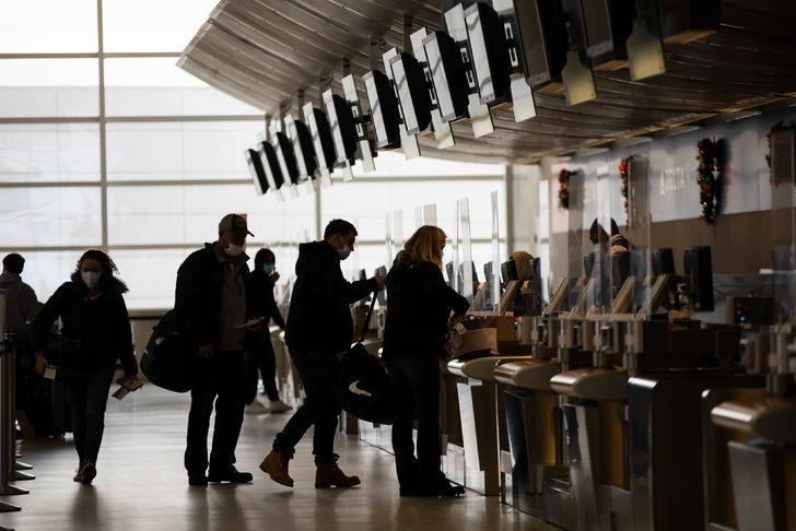 ABD, İngiltere'den gelen tüm yolculara 'test şartı' getirdi