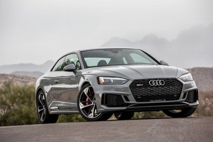 Audi, 2.355 adet RS5 Coupe'yi geri çağırıyor!
