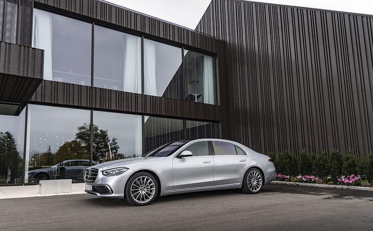 Yeni Mercedes-Benz S-Serisi Türkiye'de satışa çıktı! Yeni Mercedes Benz S-Serisi fiyatı ve tüm özellikleri