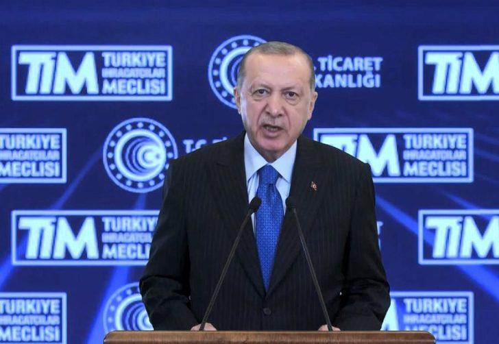 Cumhurbaşkanı Erdoğan: Dünyada en hızlı büyüyen ülke olduk