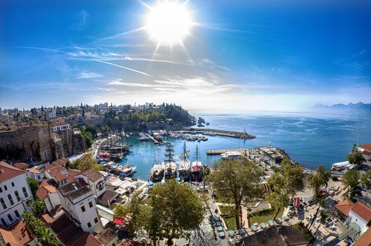 Antalya gezilecek yerler - Birbirinden güzel 19 yer