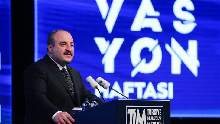 Bakan Varank'tan Ar-Ge, inovasyon ve girişimciliğe yatırım çağrısı