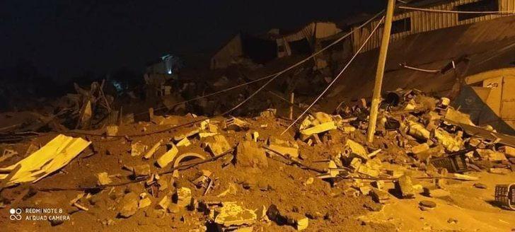 İsrail'den Gazze'ye hava saldırısı: 1'i çocuk 2 yaralı
