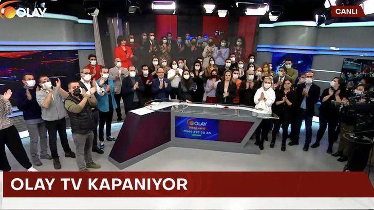 Olay TV kapatıldı: Muhalefet partilerinin liderlerinden iktidar baskısı açıklamaları geliyor