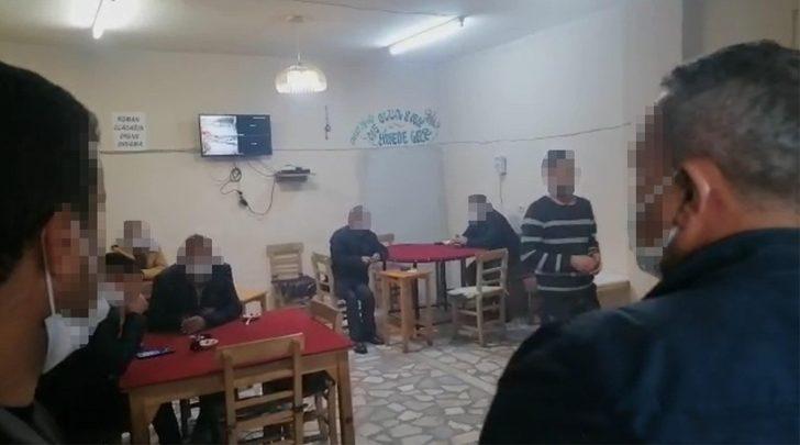 Osmaniye'de kumara oynayan 9 kişiye 28 bin 350 lira ceza