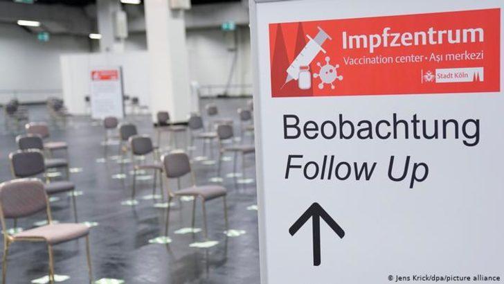Almanya, tarihinin en büyük aşı kampanyasına hazır