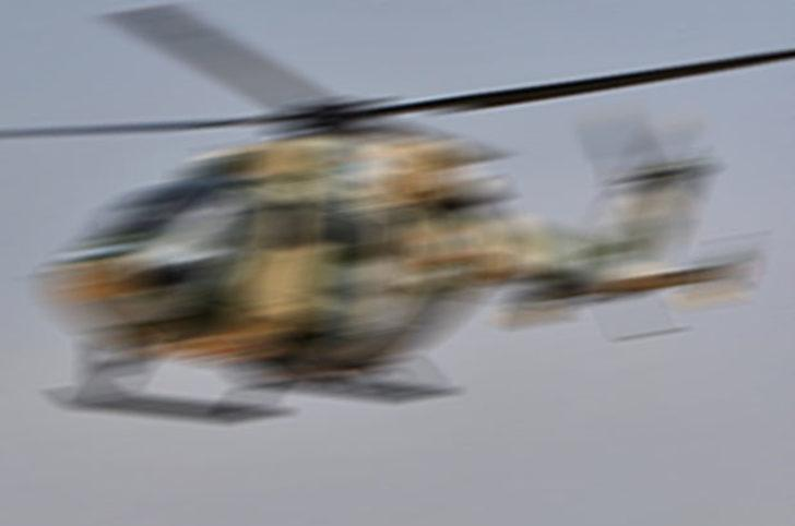 Pakistan'da askeri helikopter düştü: 4 ölü