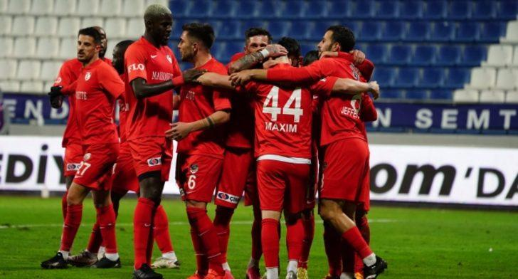 Gaziantep FK oyuncusu Furkan Soyalp'ten sevindirici haber