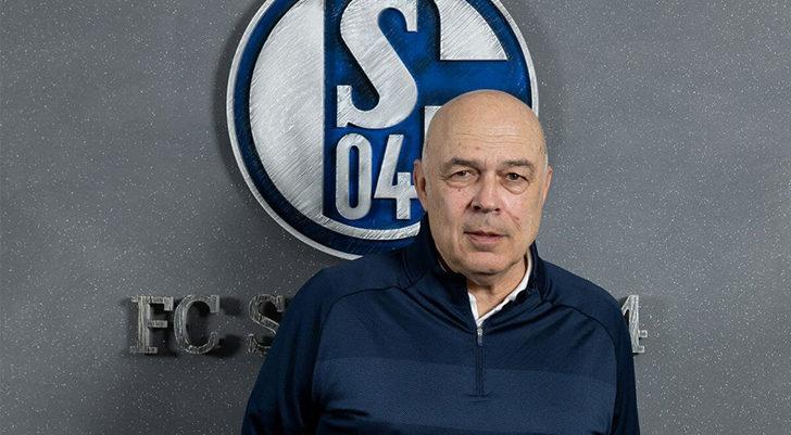 Schalke 04'ün yeni teknik direktörü Christian Gross oldu