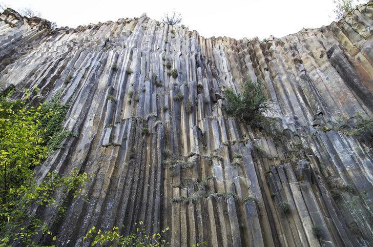 Bazalt Kayalıkları Boyabat/ Bir doğa harikası