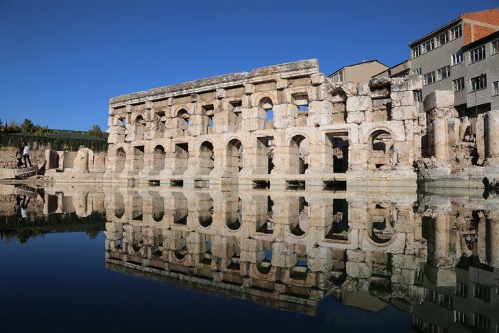 Sarıkaya Roma Hamamı: Namı diğer Kral Kızı Hamamı