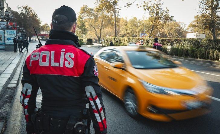 Sokağa çıkma kısıtlamasına uymayan 40 bin 591 kişiye adli ya da idari işlem yapıldı