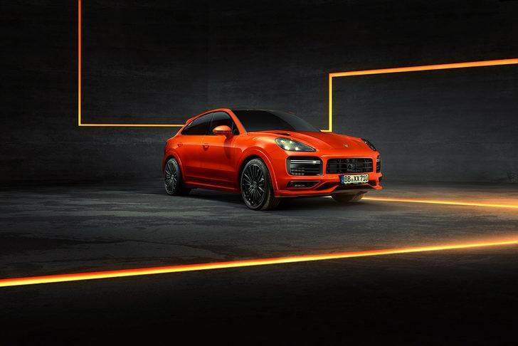 Techart, Porsche Cayenne'i yeniden tasarladı
