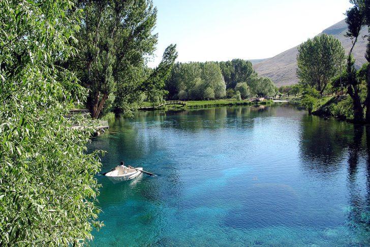 Gökpınar Gölü nerede? Sivas Gökpınar Gölü hakkında kısa bilgi - Gökpınar Gölü dalış