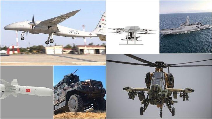 Türk savunma sanayisi 2020 yılında çağ atladı
