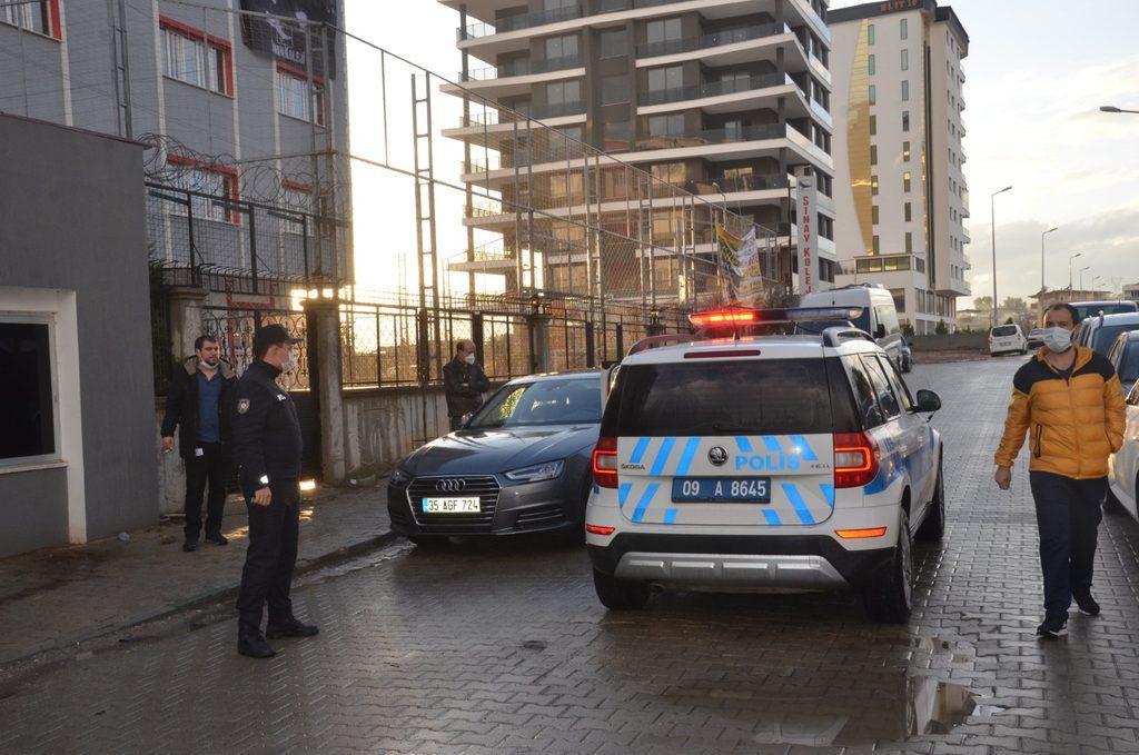 Aydın'da çok acı olay! 13 yaşındaki Elif 7'inci kattan merdiven boşluğuna düştü