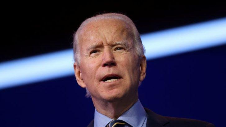 """Biden: """"Geçiş Ekibine Yeterli Bilgi Verilmemesi Sorumsuzluk"""""""