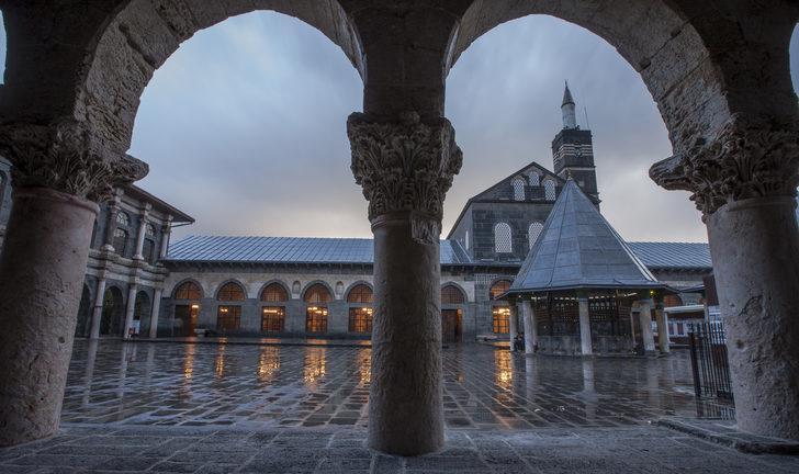 Diyarbakır Ulu Camii: Tarihi bir miras