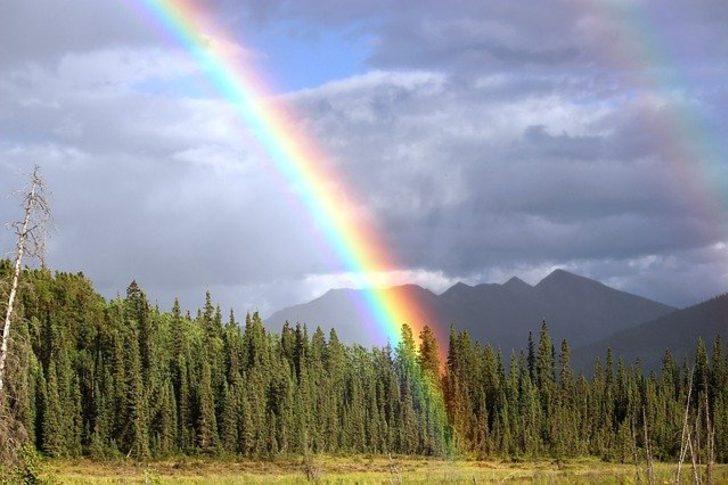 Rüyada gökkuşağı görmek ne demek, ne anlama gelir?