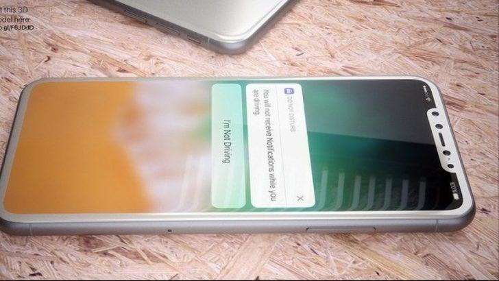 iPhone 8'in özellikleri Apple HomePod'un yazılımından çıktı! İşte iPhone 8 tasarımı