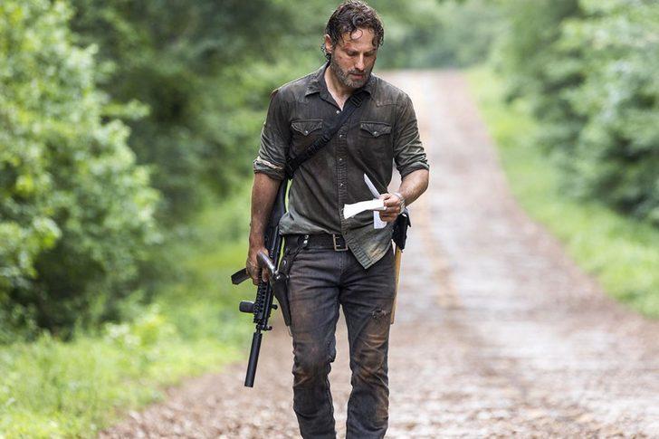 The Walking Dead'i karıştıran paylaşım! 2021'de döneceğinin ilk sinyalini verdi