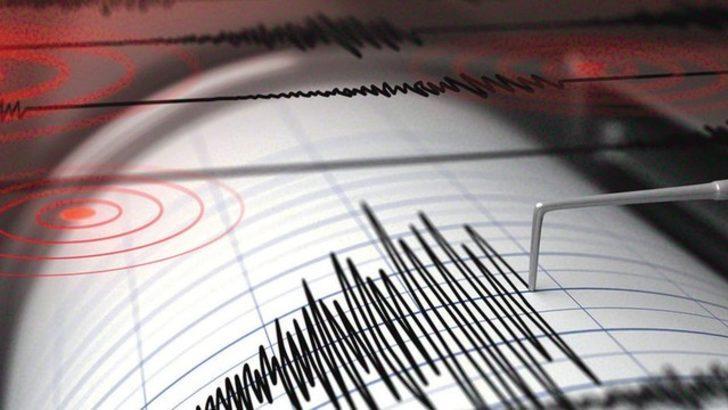Son dakika! Ege Denizi'nde deprem (Son depremler)