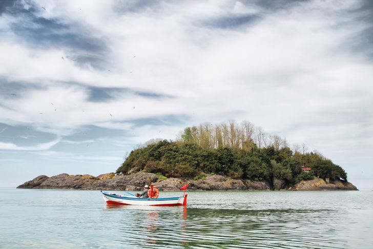 Giresun Adası: Karadeniz'in tek adası