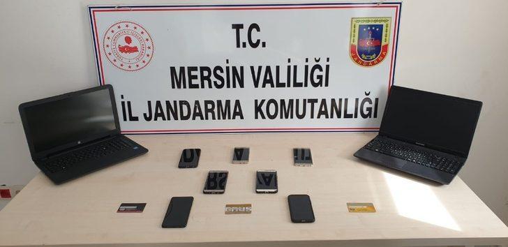 Mersin'de yasa dışı bahis operasyonu; 7 gözaltı