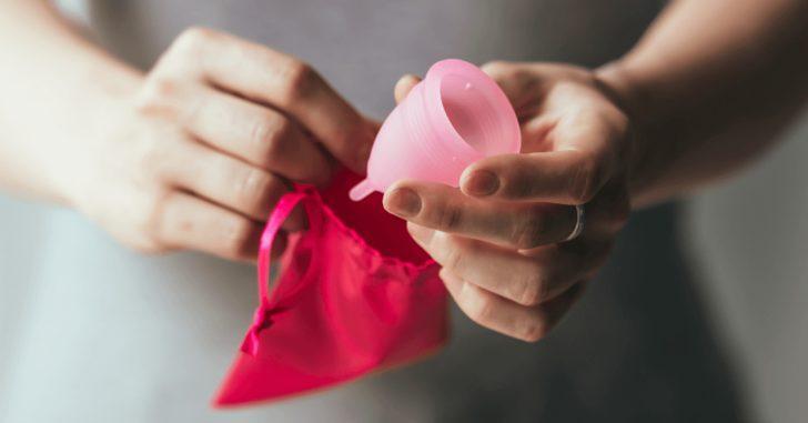 Tamponların pabucu dama atıldı: Kadınların yeni dostu Menstrual Kap