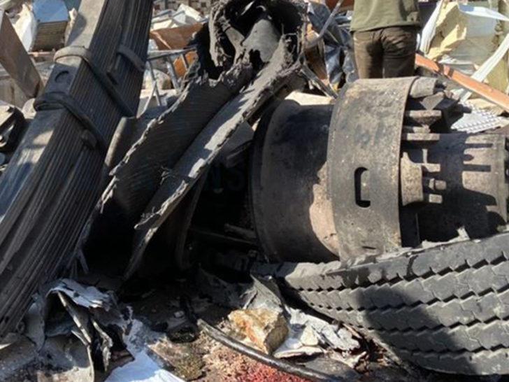Suriye'de otobüse saldırı: 25 ölü, 13 yaralı