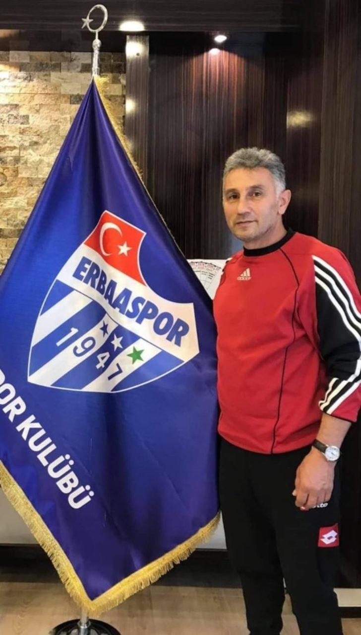 Erbaaspor'da Şekvi Tonyalı istifa