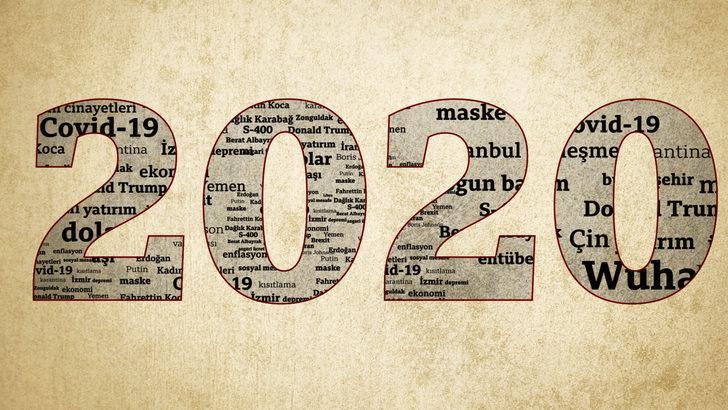2020'de Türkiye'nin gündemi ne kadar hızlı değişti?