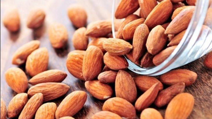 Günde 3 tane badem yiyin, kanser riskini yüzde 57 azaltın