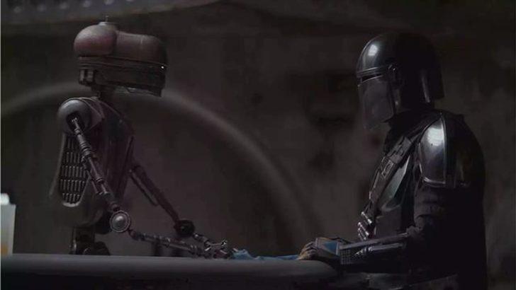 Star Wars'un efsanesi The Mandalorian ekibine teşekkür etti