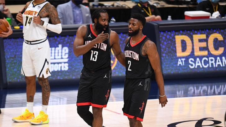 Houston Rockets kazanmasını bildi