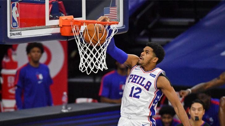 Philadelphia 76ers galibiyet serisini 3 maça çıkardı
