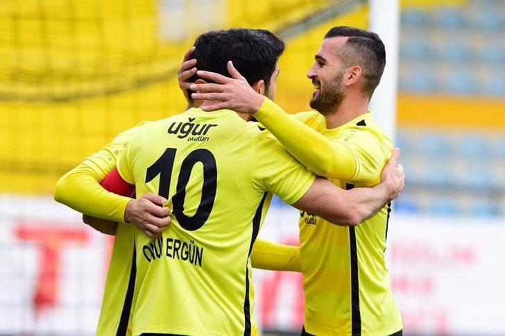 İstanbulspor 5-3 Ankaraspor (Maç Sonucu)