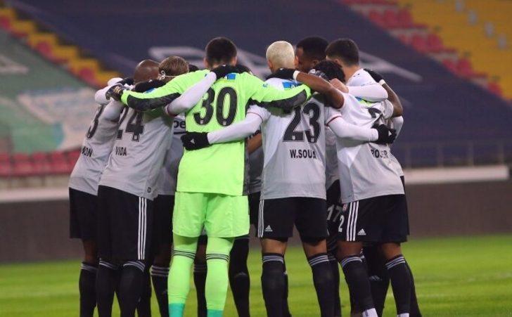 Beşiktaş, 360 dakikadır gol yemiyor