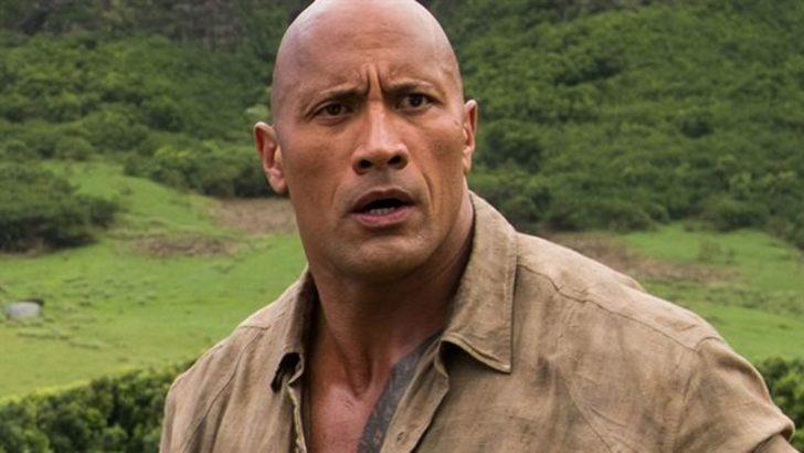Dünyanın en çok kazanan aktörü Dwayne Johnson, eski dostunu böyle ağlattı