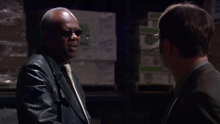 The Office'den silinmiş Matrix sahnesi yayımlandı