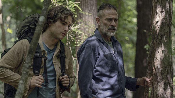 7- The Walking Dead