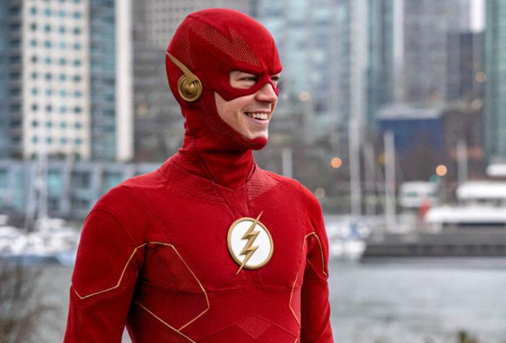 10- The Flash