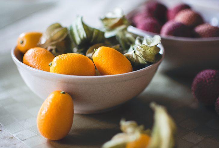 Kumkuat (kamkat) nasıl yenir? Meyvesi nasıl tüketilir?