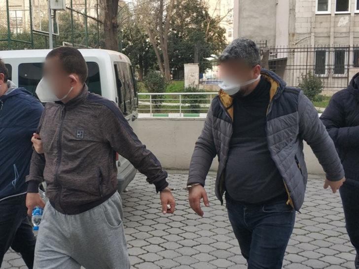 Samsun'da iğrenç olay! Uyuşturucu verip tecavüz ettiler