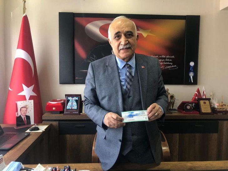 Başkan Azizoğlu'ndan Milli Piyango İdaresine tepki
