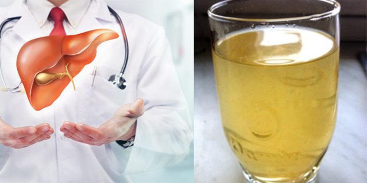 Karaciğeri en az 5 yaş gençleştiren mucize limonata